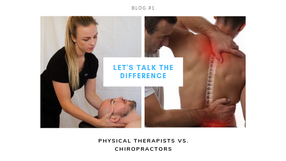 Let's Talk the Difference! PT vs. Chiropractor - KCP ...