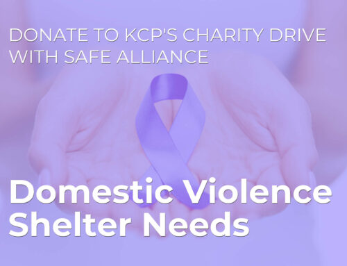 Charity Drive with Safe Alliance