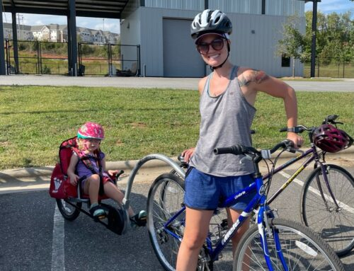 Amy's Story: Learning to Manage Pelvic Instability